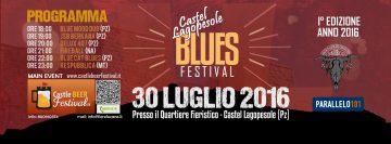 Arcobaleno B&B, potenza, basilicata, italia - Castel Lagopesol Blues Festival