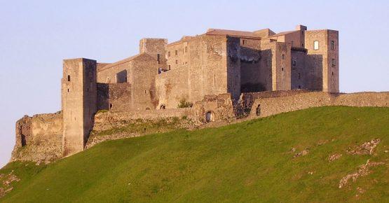 Arcobaleno B&B, potenza, basilicata, italia - Castello di Melfi