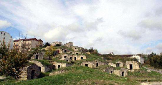 Arcobaleno B&B, potenza, basilicata, italia - Parco dei Palmenti di Pietragalla