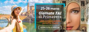 luoghi da visitare in Basilicata FAI 2017