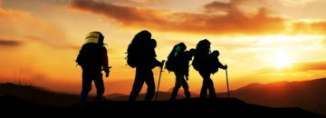 Itinerari di Trekking in Basilicata